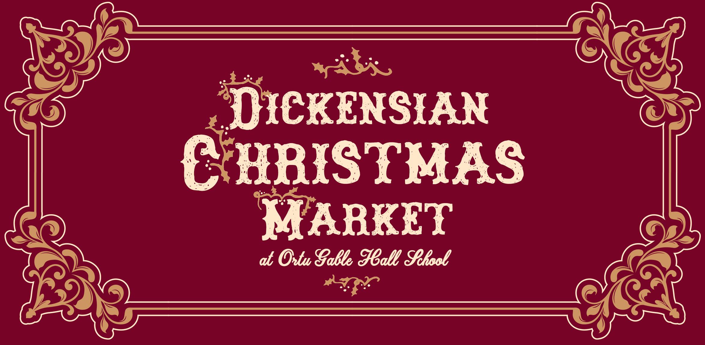 Dickens christmas market