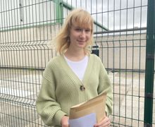 Margarita brijunas 16 basildon was ecstatic with her gcse grades