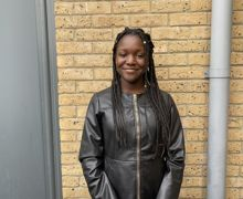 Oluwaferanmi alonge 16 grays was very pleased that her hard work paid off this year